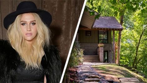 Kesha, ABD'deki evini 4 milyon TL'ye sattı