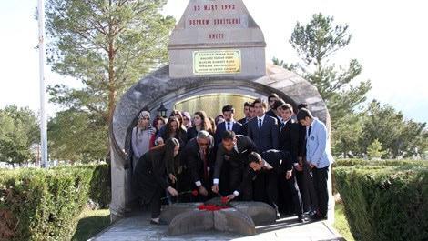 Erzincan Depremi'nin 24. yılında anma töreni düzenlendi