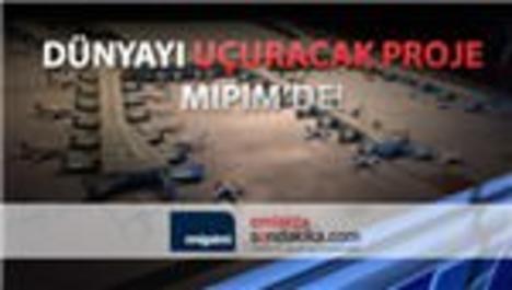 İstanbul'un 3. havalimanı da dünyaya tanıtılıyor