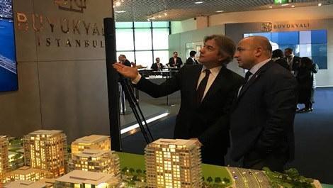Ahmet Misbah Demircan'dan Büyükyalı'ya ziyaret!