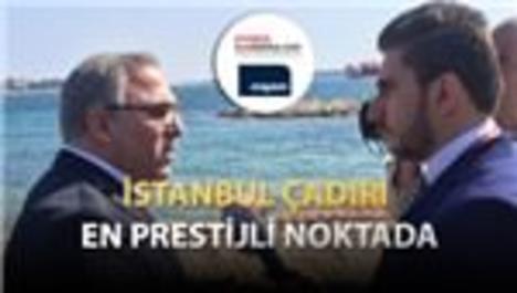 'İstanbul, fuar alanında çok önemli bir lokasyonda'