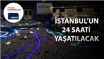 Yaşayan İstanbul Maketi 'iki kat' göz alacak