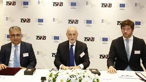 TSKB EIF anlaşma