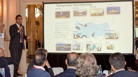 Adana ve Balıkesir projeleri MIPIM'de görücüye çıktı