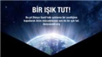 VİKO, Dünya Saati etkinliğini ana sponsor olarak destekledi