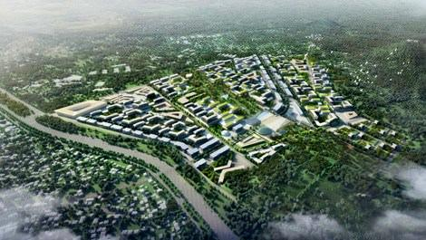 Antalya Green Hub masterplan projesi MIPIM'de!