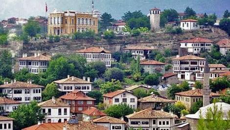 Safranbolu'da tarihi 75 konak ve 47 çeşme restore ediliyor