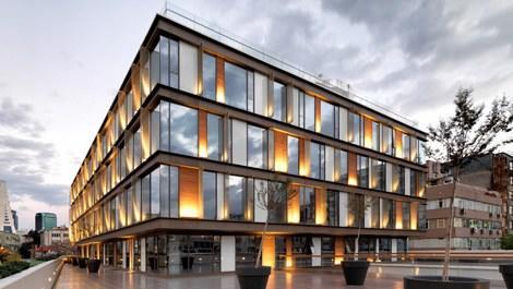 Rönesans Biz binasına sürdürülebilirlik ödülü