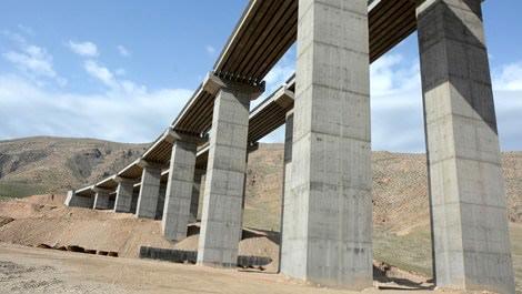 Türkiye'nin 4. büyük asma köprüsü