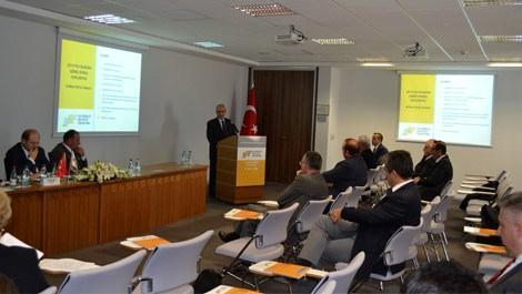 Yapı Ürünleri Üreticileri Federasyonu toplantısı