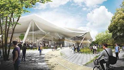 Google yeni genel merkezi için onay bekliyor