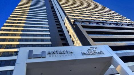 Fraser Place Antasya İstanbul'da yaşam başlıyor
