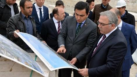 Kırşehir TOKİ konutları