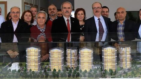 Bursa Nilüfer Sitesi'nde kentsel dönüşüm başladı!