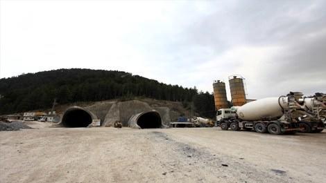 ılgaz dağı tüneli