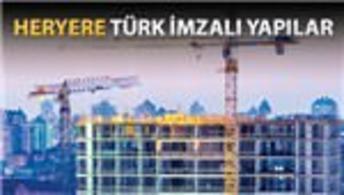 Türk müteahhitlerin gözü dışarıda!
