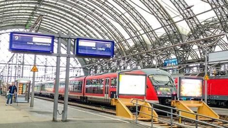 Almanya'daki trenlerde kadınlara özel bölüm!