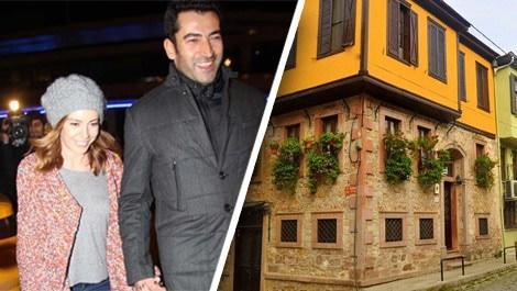 Kenan İmirzalıoğlu Küçükköy'den tarihi ev aldı