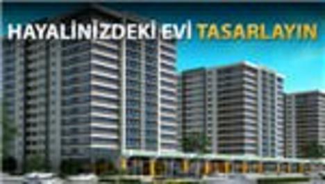 Arkadya Göksu Evleri'nde 275 bin TL'ye 2+1 daire!