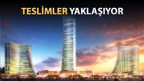 Metropol İstanbul'da ticari ofisler satışta!