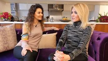Pınar Dilşeker, Andromeda Gold'daki evinin kapılarını açtı