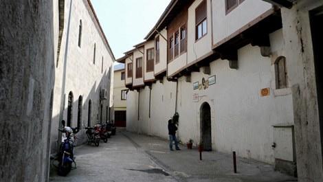 Tarihi Antakya Evleri ihtişamlı günlerine geri dönüyor