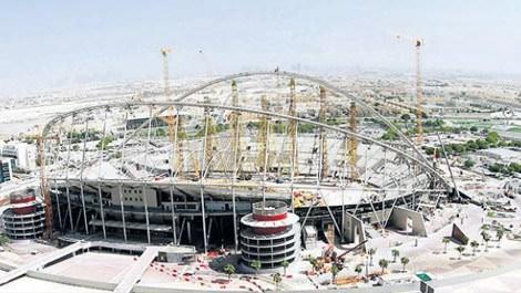 Khalifa Uluslararası Stadyumu