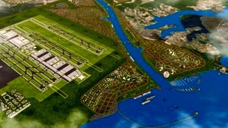 Kanal İstanbul ve diğer su yollarına yasal düzenleme
