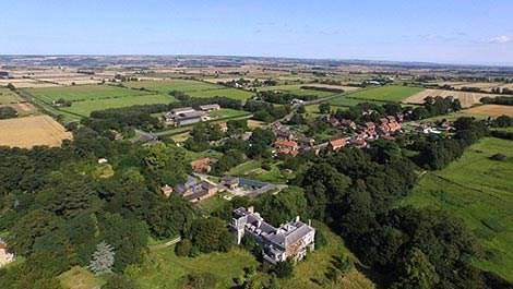 İngiltere'de 20 milyon sterline satılık köy!
