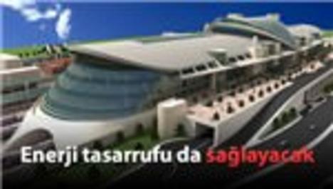 Ankara Hızlı Tren Garı'na yüksek verimli ürünler!