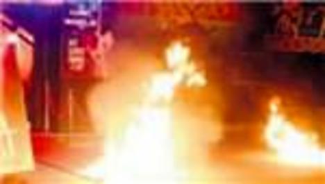 Ümit Karan'ın gece kulübünü film için yaktılar