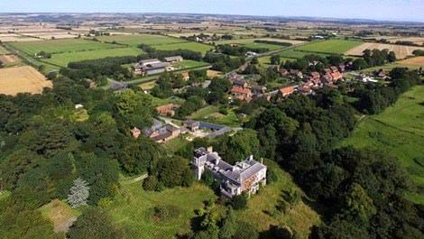 Bir İngiliz köyüne sahip olmak ister misiniz?