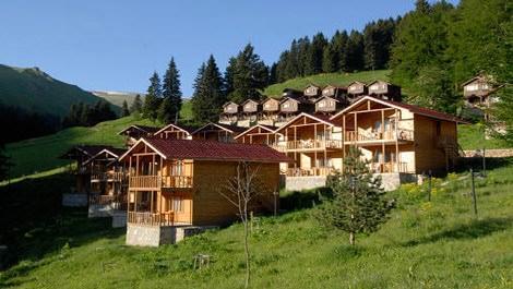 Trabzon yayla evleri