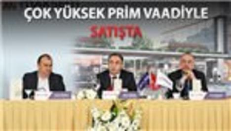 Finans Merkezi'nin giriş kapısı A Live Ataşehir!