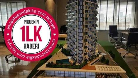 Atakent 24'te daireler 334 bin TL'den başlıyor