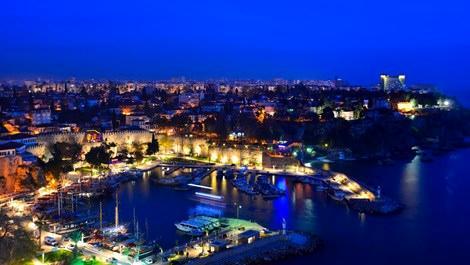Yeşil Yıldız'lı otellerin yarıdan fazlası Antalya'da!