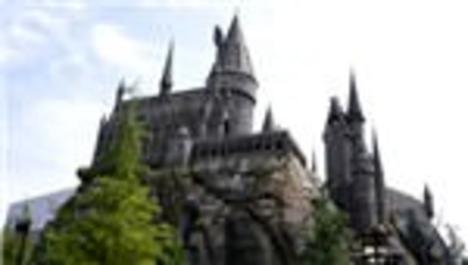 Harry Potter'ın tema parkı açıldı