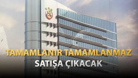 Galatasaray Oteli 150 milyon Dolar'a satılıyor