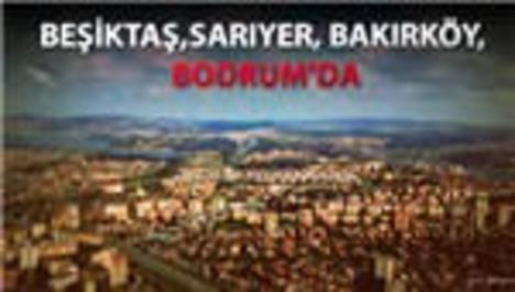 TMSF'den İstanbul ve Bodrum'da satılık 14 taşınmaz