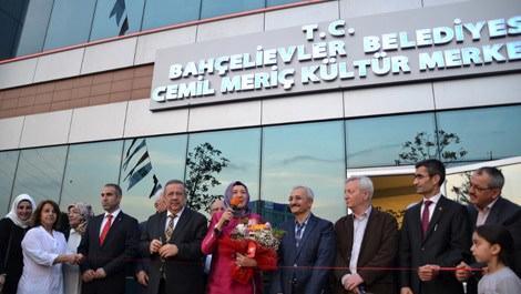 Bahçelievler Cemil Meriç Kültür Merkezi