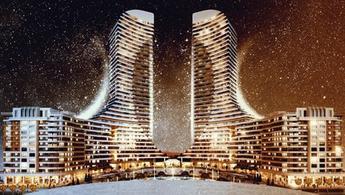 Sinpaş Altın Kuleler'de 5 yıldızlı yatırım planı