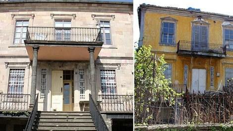 Giresun evleri Rönesans'ın izlerini taşıyor