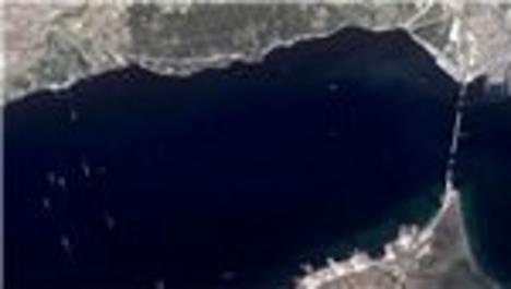 GÖKTÜRK-2, Körfez Geçiş Köprüsü'nü görüntüledi!