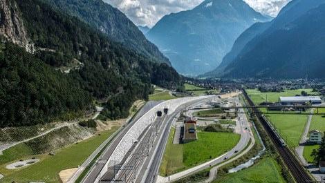 Gotthard Tüneli