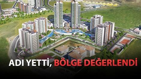 Konutun Avrupai markası Başakşehir'i uçuracak!