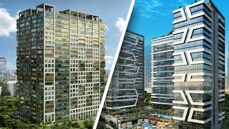 Yeni Fikirtepe'nin projeleri: 'Brooklyn Park' ve 'Brooklyn Life'