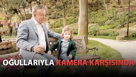 Ali Ağaoğlu, Rolls Royce'un arkasına bisiklet bağladı!