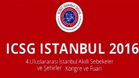 İstanbul Akıllı Şehirler Kongresi 20 Nisan'da