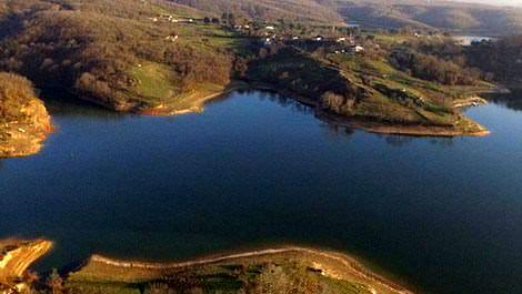 İstanbul'daki barajların doluluk oranı yüzde 86!