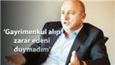 Ahmet Akbalık, Büyükyalı projesini anlattı